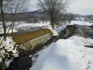 H-26平成26年災第65号アモイ川災害復旧工事